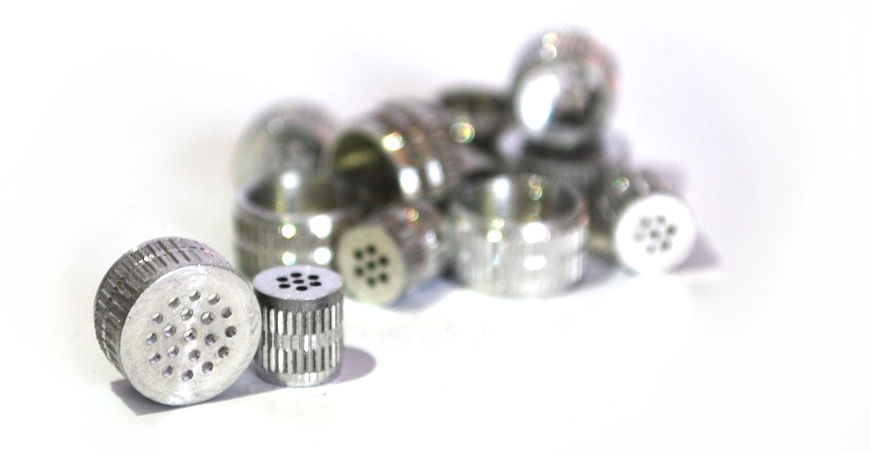 aluminum-corebox -vents